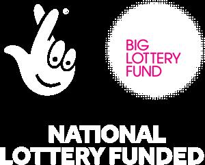 Big Lottery funded logo