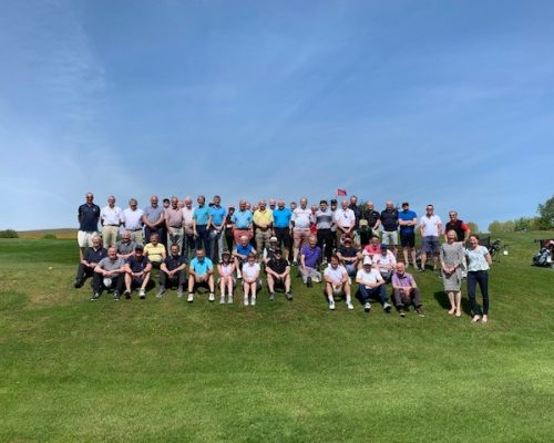 Golf Day fundraising 2019